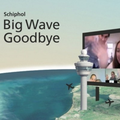 The Big Wave Goodbye